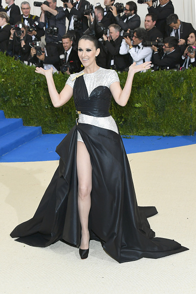 "Slit - Clothing「""Rei Kawakubo/Comme des Garcons: Art Of The In-Between"" Costume Institute Gala - Arrivals」:写真・画像(19)[壁紙.com]"