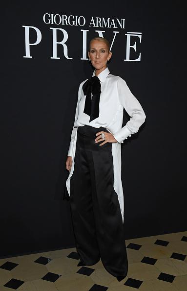Paris Haute Couture Fashion Week「Giorgio Armani Prive : Front Row - Paris Fashion Week - Haute Couture Spring Summer 2019」:写真・画像(14)[壁紙.com]