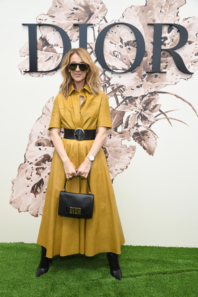 セリーヌ・ディオン「Christian Dior : Photocall - Paris Fashion Week - Haute Couture Fall/Winter 2017-2018」:写真・画像(10)[壁紙.com]