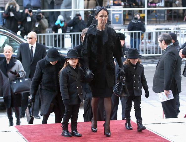 Husband「State Funeral Service for Celine Dion's Husband Rene Angelil」:写真・画像(1)[壁紙.com]