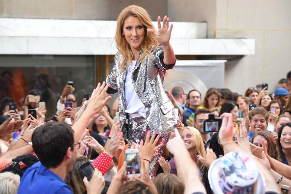 セリーヌ・ディオン「Celine Dion Performs On NBC's 'Today'」:写真・画像(18)[壁紙.com]