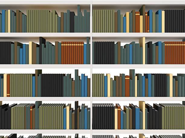 Library Books:スマホ壁紙(壁紙.com)