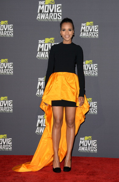 Yellow「2013 MTV Movie Awards - Press Room」:写真・画像(6)[壁紙.com]