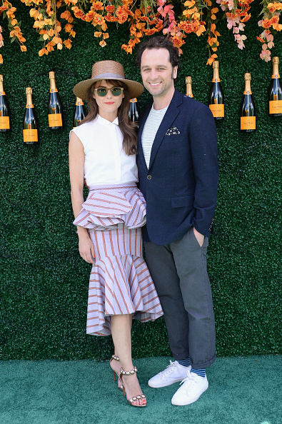 Two People「The Tenth Annual Veuve Clicquot Polo Classic - Arrivals」:写真・画像(6)[壁紙.com]