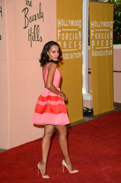 赤「Hollywood Foreign Press Association's 2012 Installation Luncheon - Arrivals」:写真・画像(19)[壁紙.com]