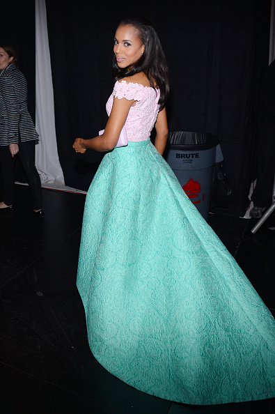 Cap Sleeve「44th NAACP Image Awards - Backstage And Audience」:写真・画像(12)[壁紙.com]