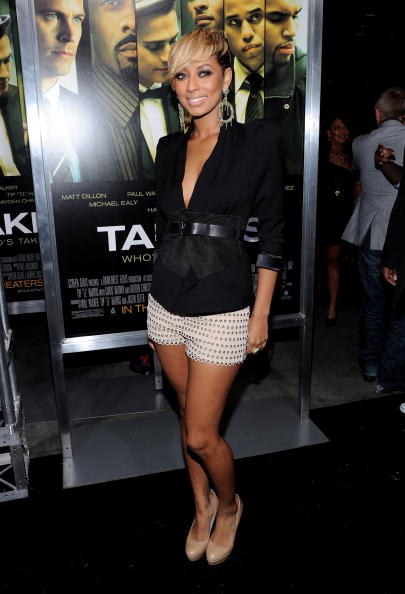 "Textured「Premiere Of Screen Gems' ""Takers"" - Arrivals」:写真・画像(15)[壁紙.com]"