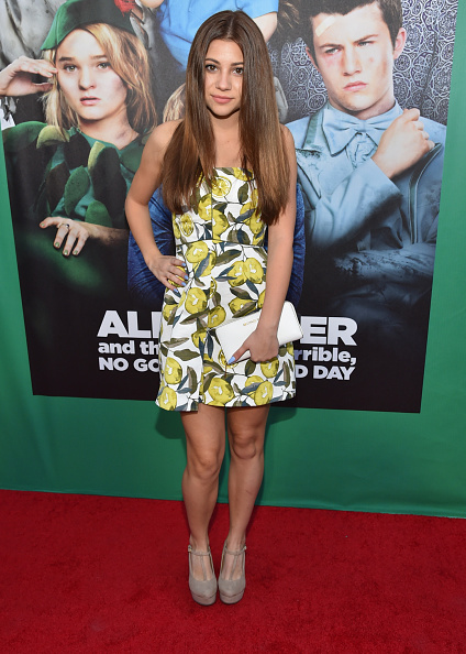 """El Capitan Theatre「The World Premiere of Disney's """"Alexander and the Terrible, Horrible, No Good, Very Bad Day"""" - Red Carpet」:写真・画像(9)[壁紙.com]"""
