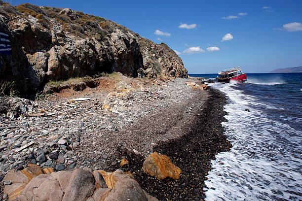 Tourist Trade On Lesbos Plunges:ニュース(壁紙.com)