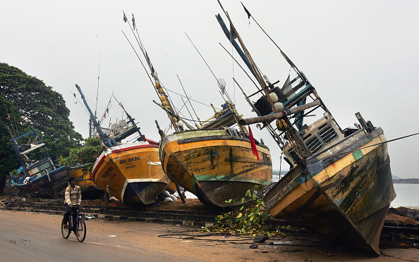 Scott Barbour「Clean Up Continues In Sri Lanka」:写真・画像(6)[壁紙.com]