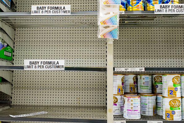 Australia「Turnbull Government Intervenes Over Growing Baby Formula Shortage」:写真・画像(18)[壁紙.com]