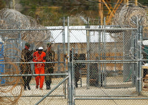 Detainee「Camp X-Ray In Cuba」:写真・画像(17)[壁紙.com]