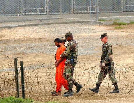 Detainee「Camp X-Ray In Cuba」:写真・画像(15)[壁紙.com]