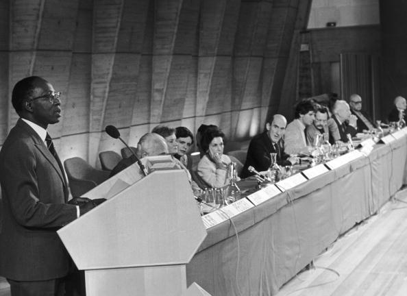UNESCO「Senghor Addresses UNESCO」:写真・画像(6)[壁紙.com]