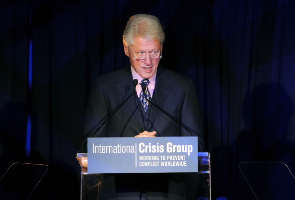Chelsea Piers「In Pursuit Of Peace Award Dinner By The Crisis Group」:写真・画像(3)[壁紙.com]