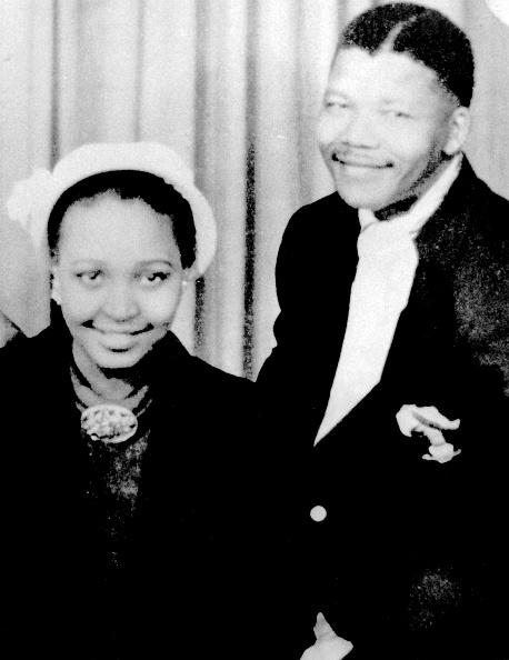 Image「Former President Nelson Mandela and his wife Winnie.」:写真・画像(5)[壁紙.com]