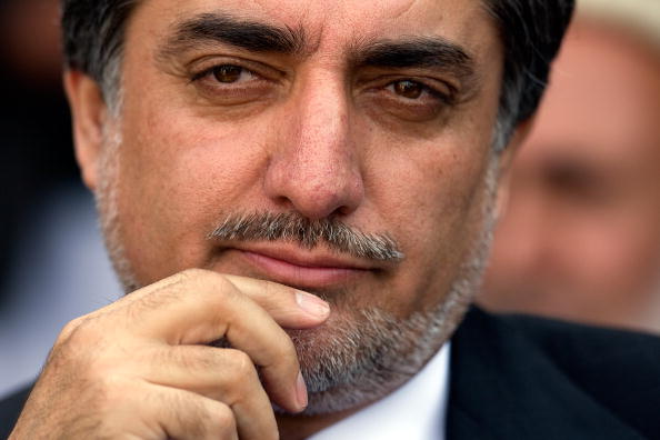 Kabul「Abdullah Abdullah Gives Final Press Conference on Presidential Elections」:写真・画像(9)[壁紙.com]