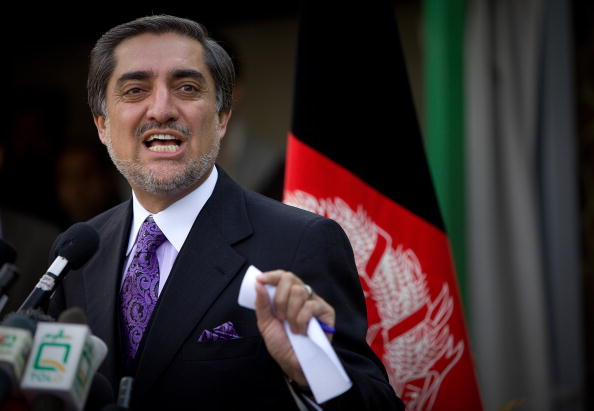 Kabul「Abdullah Abdullah Gives Final Press Conference on Presidential Elections」:写真・画像(10)[壁紙.com]