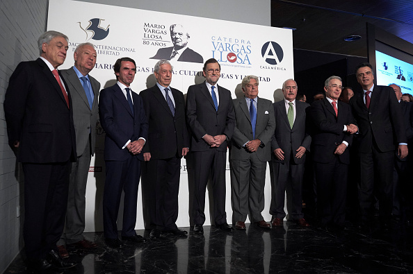 Jose Maria Aznar「'Vargas Llosa: Cultura, Ideas Y Libertad' Seminar in Madrid - Day 1」:写真・画像(2)[壁紙.com]