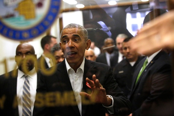 Juror - Law「Former President Obama Reports For Jury Duty In Chicago」:写真・画像(3)[壁紙.com]