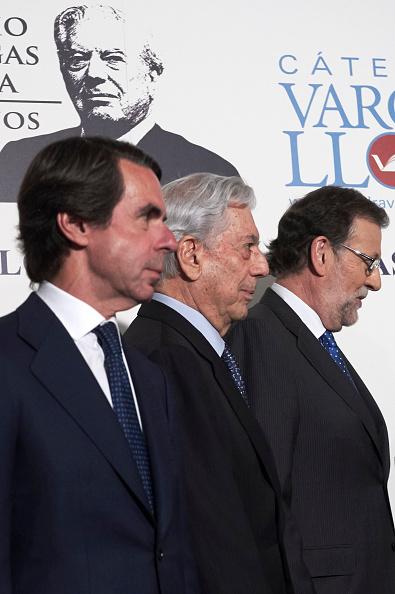 Jose Maria Aznar「'Vargas Llosa: Cultura, Ideas Y Libertad' Seminar in Madrid - Day 1」:写真・画像(1)[壁紙.com]