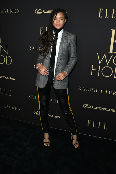 Fully Unbuttoned「2019 ELLE Women In Hollywood - Arrivals」:写真・画像(5)[壁紙.com]
