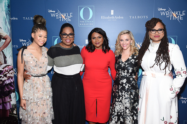 "A Wrinkle in Time「O, The Oprah Magazine Hosts Special NYC Screening Of ""A Wrinkle In Time"" At Walter Reade Theater」:写真・画像(1)[壁紙.com]"
