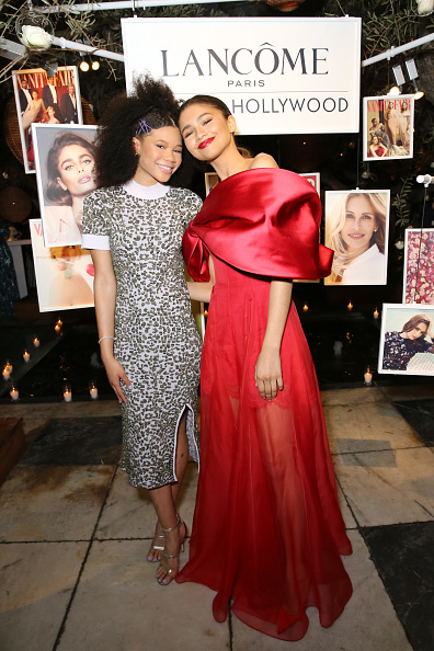 Storm Reid「Vanity Fair And Lancôme Toast Women In Hollywood」:写真・画像(0)[壁紙.com]