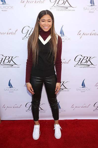 Jesse Grant「GBK and La Peer Pre-Globes Luxury Lounge – Saturday」:写真・画像(15)[壁紙.com]