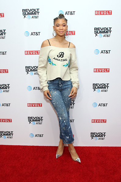 Embroidery「REVOLT X AT&T Host REVOLT 3-Day Summit In Los Angeles - Day 2」:写真・画像(14)[壁紙.com]