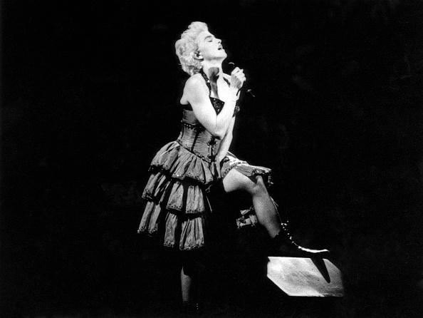 Singer「Madonna In Concert」:写真・画像(14)[壁紙.com]