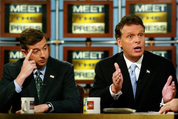 Lobby「McAuliffe & Gillespie Appear On 'Meet the Press'」:写真・画像(17)[壁紙.com]