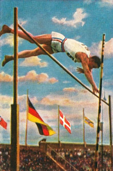 Amsterdam「American Pole-Vaulter Sabin Carr」:写真・画像(19)[壁紙.com]