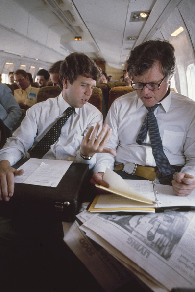 Vehicle Interior「Senator Kennedy On The Campaign Trail」:写真・画像(14)[壁紙.com]