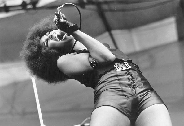 Funky「Marsha Hunt」:写真・画像(2)[壁紙.com]
