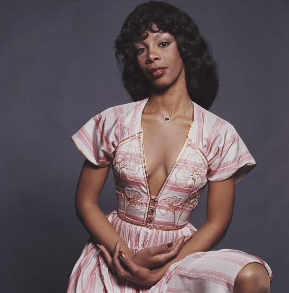Studio Shot「Donna Summer」:写真・画像(7)[壁紙.com]
