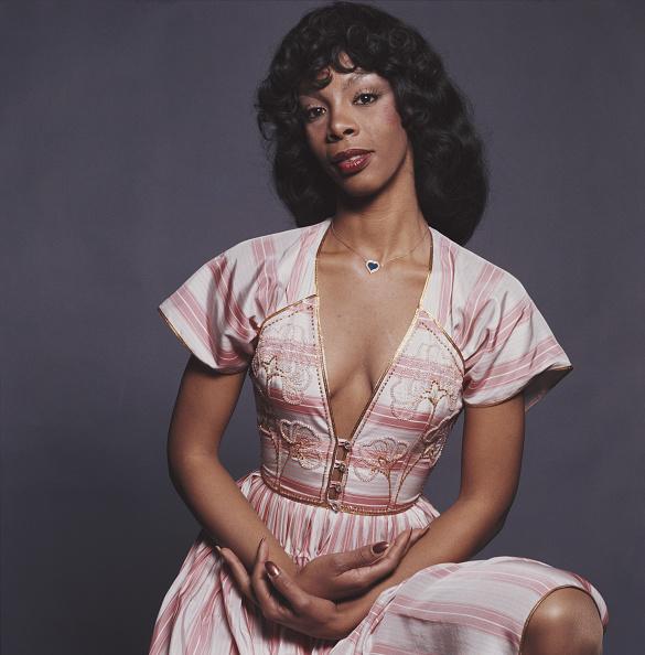 Studio Shot「Donna Summer」:写真・画像(10)[壁紙.com]