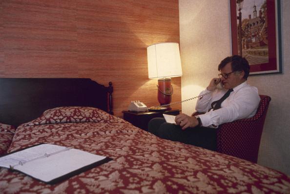 Wristwatch「Senator Kennedy On The Phone」:写真・画像(0)[壁紙.com]