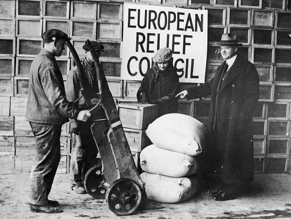US President「European Relief」:写真・画像(4)[壁紙.com]