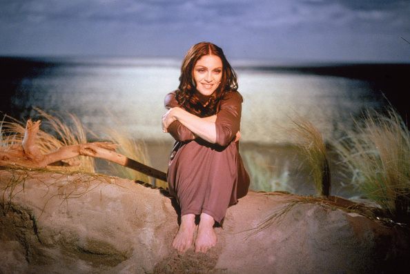 Singer「Madonna During The 'Power Of Goodbye' Video Shoot」:写真・画像(13)[壁紙.com]
