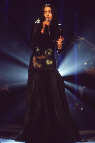 女性歌手「Madonna At The 1998 VH1 Fashion Awards」:写真・画像(13)[壁紙.com]