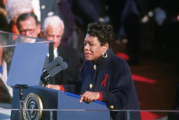 Writing「Angelou At Inauguration」:写真・画像(14)[壁紙.com]