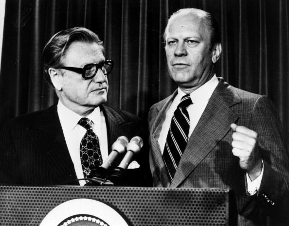 Gerald Ford「Rockefeller & Ford」:写真・画像(14)[壁紙.com]