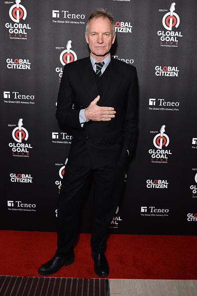 Leather Boot「2019 Global Citizen Prize at The Royal Albert Hall - Red Carpet」:写真・画像(9)[壁紙.com]