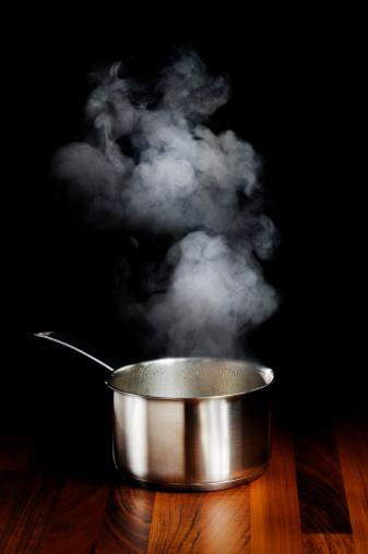 Kitchen Counter「steam kitchen」:スマホ壁紙(0)