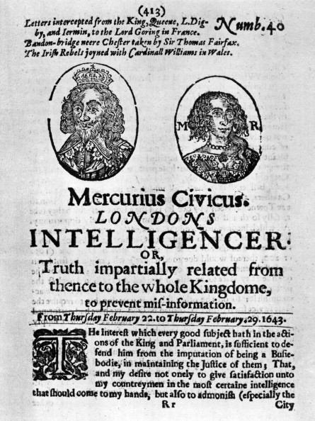 Renaissance「Mercurius Civicus: London 's Intelligencer」:写真・画像(12)[壁紙.com]