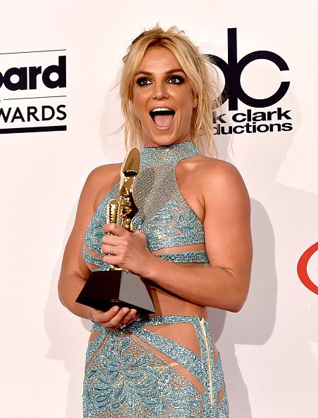ブリトニー・スピアーズ「2016 Billboard Music Awards - Press Room」:写真・画像(16)[壁紙.com]