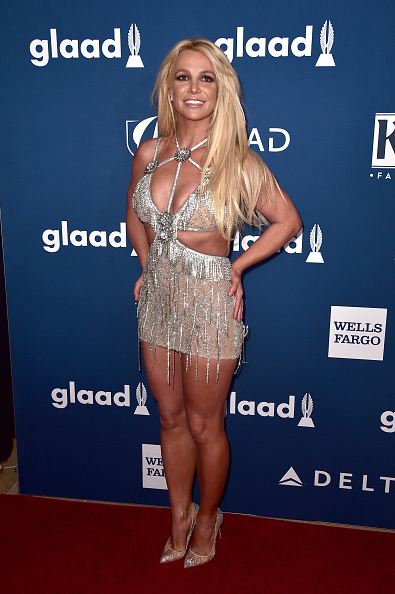 Britney Spears「29th Annual GLAAD Media Awards - Arrivals」:写真・画像(1)[壁紙.com]