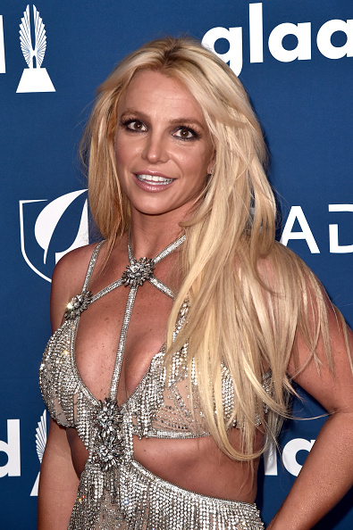 Britney Spears「29th Annual GLAAD Media Awards - Arrivals」:写真・画像(0)[壁紙.com]