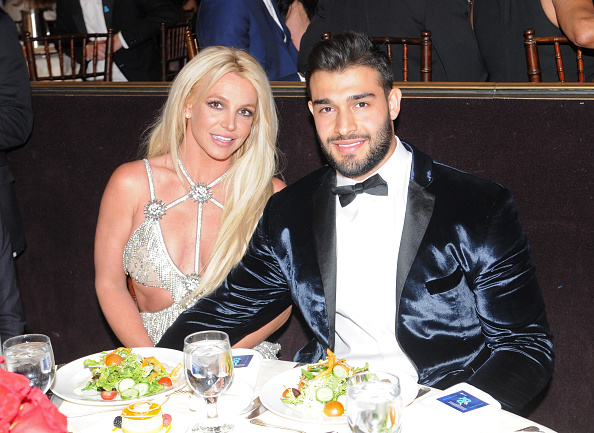 Britney Spears「29th Annual GLAAD Media Awards Los Angeles - Dinner and Show」:写真・画像(3)[壁紙.com]